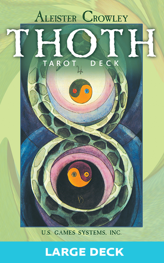 Thoth Tarot Deck | Aleister Crowley-1