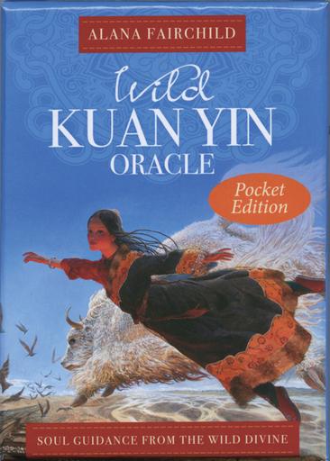 Wild Kuan Yin Oracle Deck-1