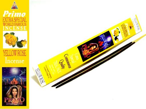 Primo Incense | Yellow Rose-2