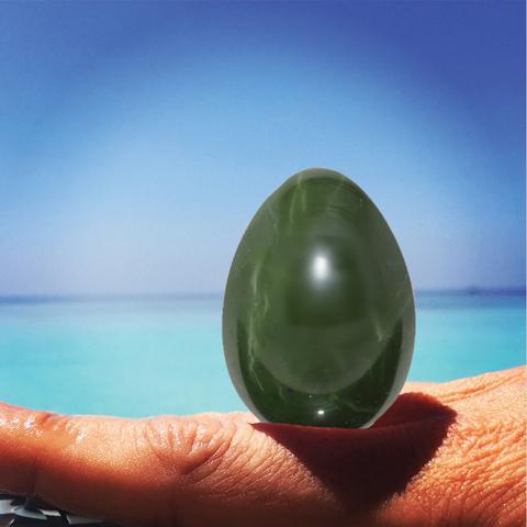 Yoni Egg - Jade Nephrite-2
