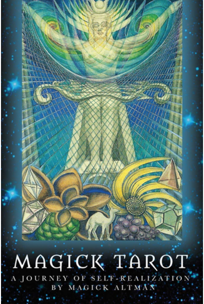 Magick Tarot Book | A Journey of Self-Realization