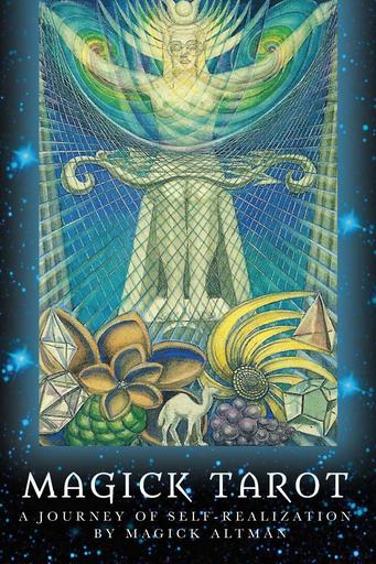 Magick Tarot Book | A Journey of Self-Realization-1