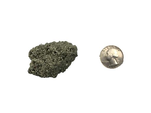 Pyrite Chunk   Large-1