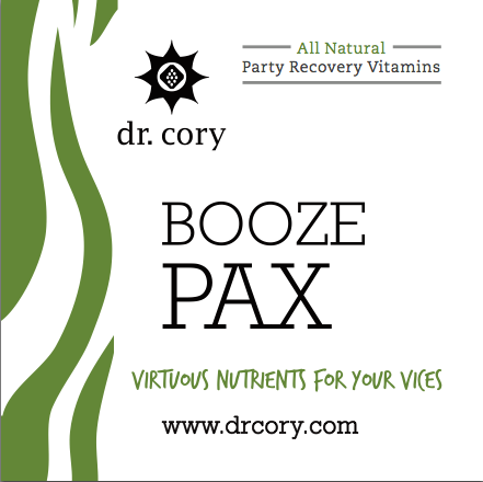 Booze Pax - Party Recovery Packs - 4 pack-1