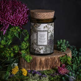 Botanica Candle | Forest Moss-2