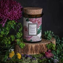 Botanica Candle   Wild Rose + Peony-2