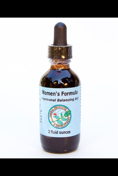 Women's Formula Tincture   Hormone Balancing Formula