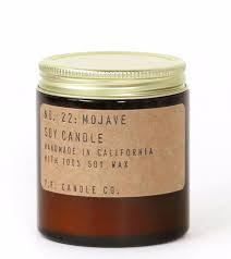 Soy Candle | Mojave-2
