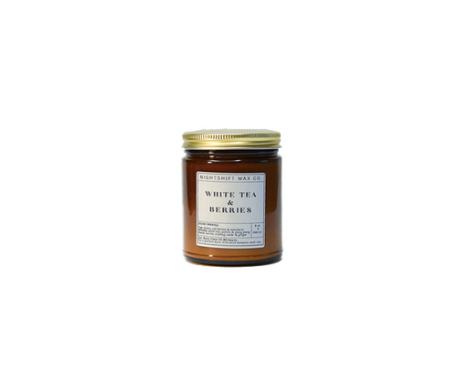 Soy Candle | White tea + Berries-2