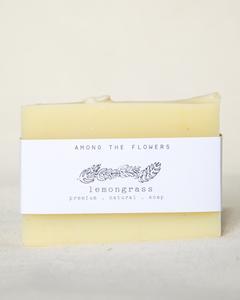 Cold Process Soap   Lemongrass-1