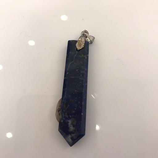 Pendant | Lapis Lazuli Point-2