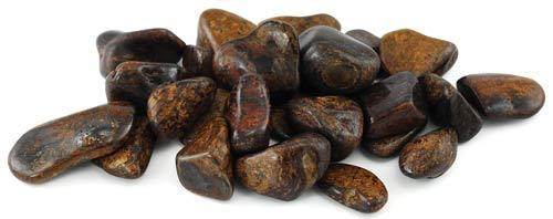 Tumbled Polished Stones   Axinite-1
