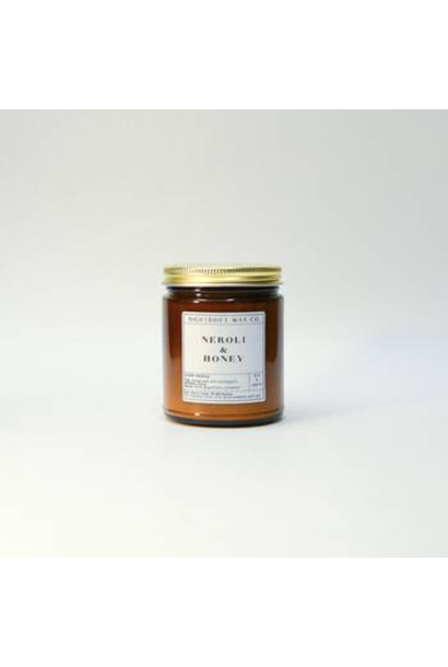 Soy Candle | Neroli + Honey