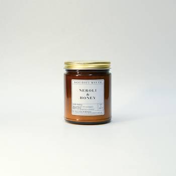 Soy Candle | Neroli + Honey-1