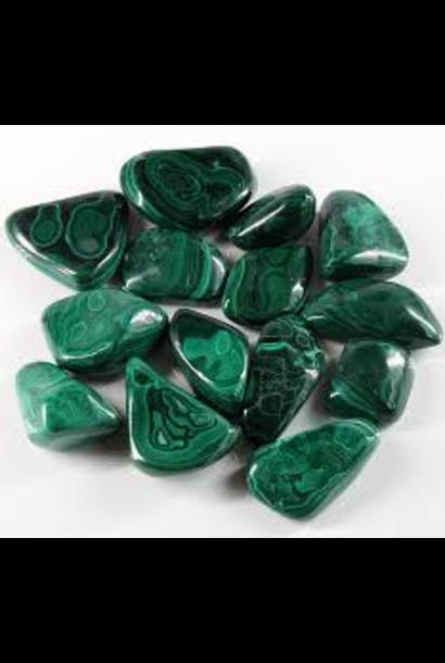 Tumbled Polished Stones | Malachite