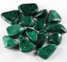 Tumbled Polished Stones | Malachite-1