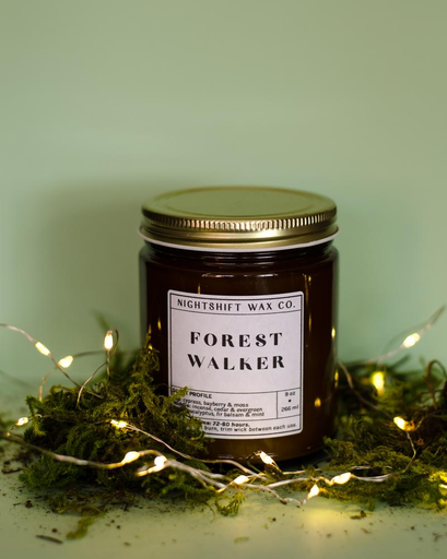 Soy Candle | Forest Walker-1