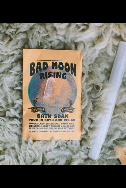 Bath Salt Soak | Bad Moon Rising