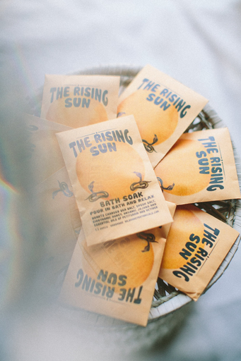 Bath Salt Soak | The Rising Sun-1