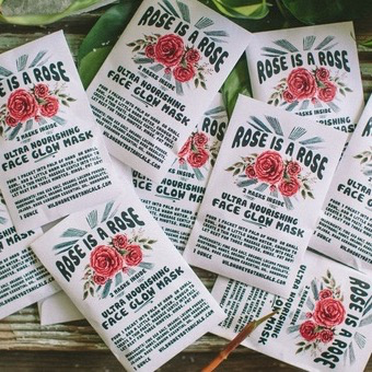 Face Glow Mask | Rose is a Rose-2