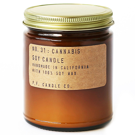 Soy Candle   Cannabis-2