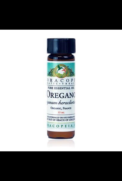 3529 - Oregano Essential Oil - Organic - 1/2oz - Floracopeia
