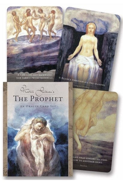 Kahlil Gibran's The Prophet Oracle Deck