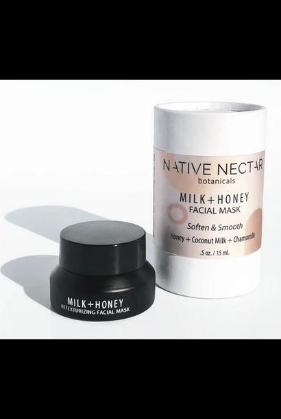 Milk & Honey Retexturing Face Mask