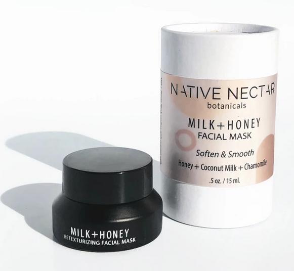 Milk & Honey Retexturing Face Mask-1