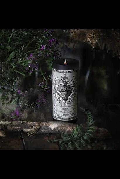 Noir Ritual Candle | Sacred