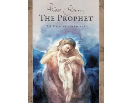 Kahlil Gibran's The Prophet Oracle Deck-2