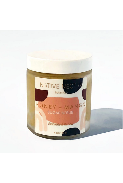 Sugar Scrub | Honey & Mango