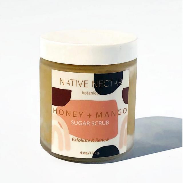 Sugar Scrub | Honey & Mango-1