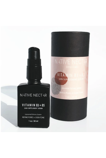 Vit. B3 + B5 | Skin Supplement Serum