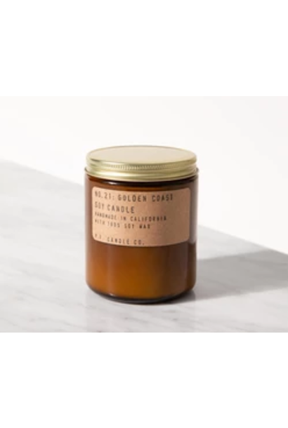 Soy Candle | Golden Coast