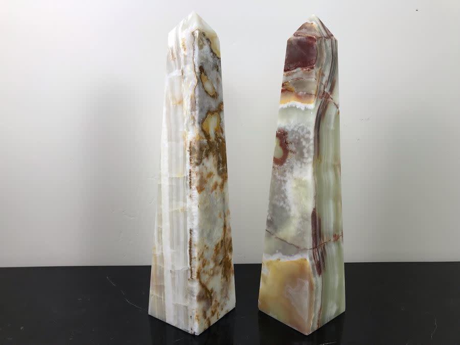 Obelisk | Green Onyx-1