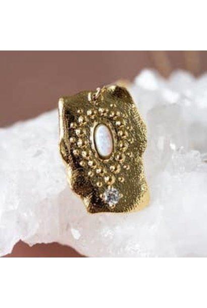 Necklace | Goddess Opal Necklace