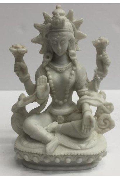 Resin Statue | Goddess Lakshmi