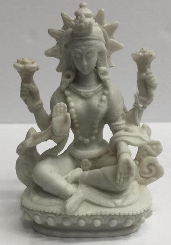 Resin Statue | Goddess Lakshmi-1