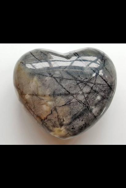 Crystal Heart | Picasso Jasper
