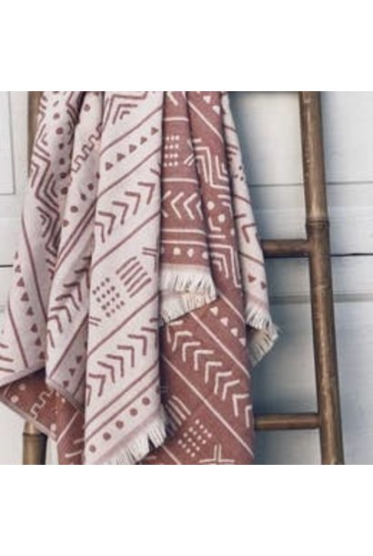 Turkish Towel | Rust