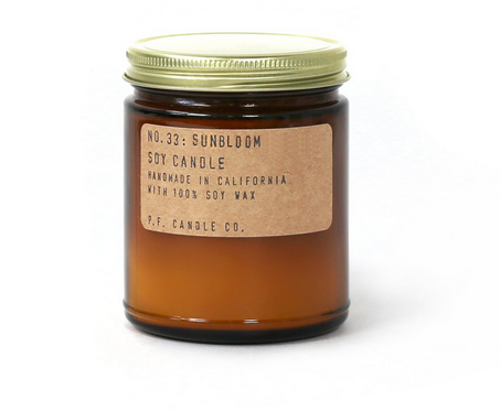 Soy Candle | Sunbloom-1