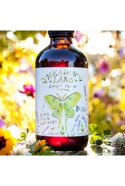 Dusk | Black Tea & Lavender Syrup