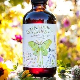 Dusk | Black Tea & Lavender Syrup-1