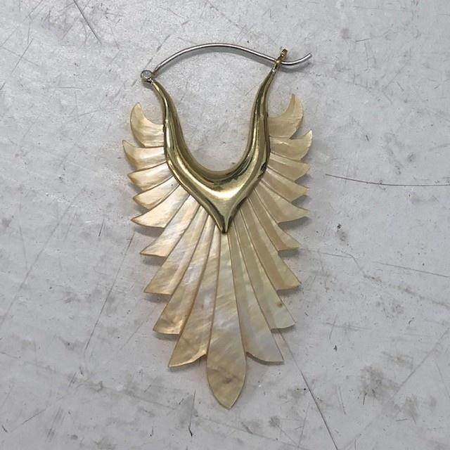 Earrings | Pandora Wings-1
