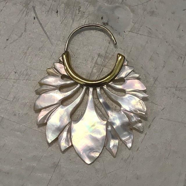 Earrings | Leilani Hoops-1
