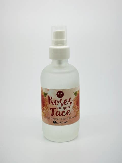 Rose Hydrosol Face Spray-1
