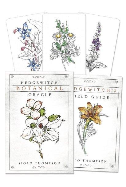 Hedgewitch Botanical Oracle Box Set