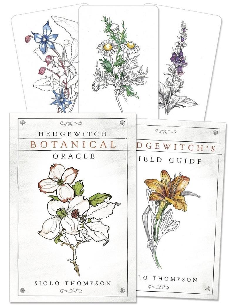 Hedgewitch Botanical Oracle Box Set-1