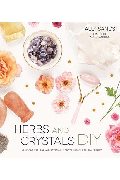 Herbs & Crystal DIY
